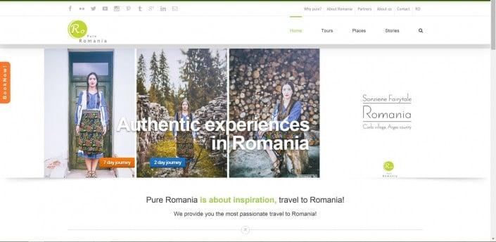 Pure Romania